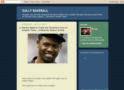 Sully Baseball