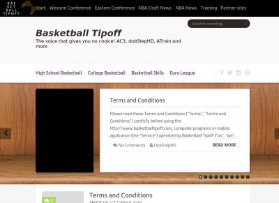 Basketball Tipoff NBA Trade, draft and news